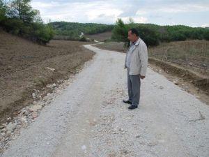 Karaisalı Belediyesinden Yol Çalışması