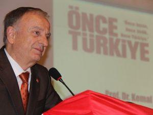 Prof. Dr. Köymen: Türkiyenin Doğalgaz İhtiyacı Karadenizde Yatıyor