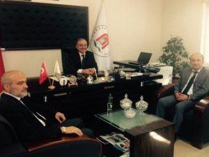 Amasya Üniversitesinden Öğrencilerine Hastanede Staj İmkanı