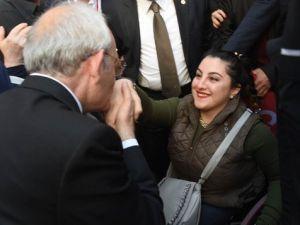 Kılıçdaroğlu, Orduda Halka Hitap Etti