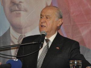 Devlet Bahçeli: TRTden Hesap Sormazsam Namerdim