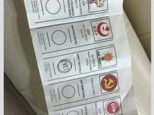 Ak Partili Belediye Başkanı Mühürlenmiş Oy Pusulasının Fotoğrafını Paylaştı