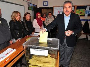 Uşakta Bugün 257 Bin 681 Seçmen Oy Kullanıyor