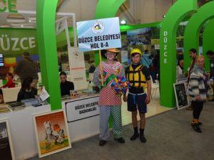 Düzce Belediyesi Emıtt Fuarına Hazırlanıyor