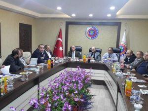 ÜTSO Başkanı Zor: Meclis Toplantısına Katılmayanlar İstifa Etsin