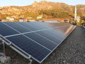 Amasya Üniversitesi Kendi Ürettiği Enerjiyi Kullanıyor