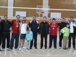 Muş Özel Çağlayan Kolejinden Veliler İçin Voleybol Turnuvası