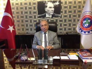 ÜTSO Başkanı Zor: ESKİ Osb Kapandı Yeniye Ümitle Bakacağız