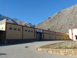 Munzur Su Fabrikasında Üretim Durdu