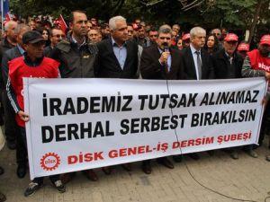 Disk Genel Başkanı Kani Beko, Yılmazın Serbest Bırakılmasını İstedi