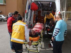Erzincanda Kaza: 9 Yaralı