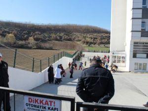 Bozüyükteki Okul ve Dershanelere Polis Baskını