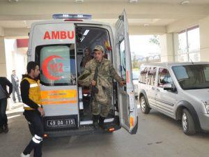 Muşta Askeri Araca Bombalı Saldırı: 6 Yaralı