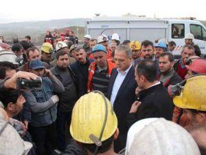 Soma Maden Ocağına Görevlendirilen İşçiler Tepki Gösterdi