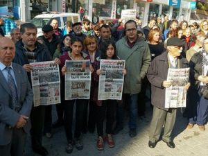 Artvin Baro Başkanı Basın Toplantısı Yapılırken Tahir Elçinin Öldüğünü Duyurdu