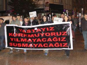 Gazeteciler Tutuklanıyorsa Mutlaka Halktan Gizlenen Gerçekler Vardır