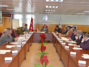 Muş Belediyesi 22. Meclis Toplantısı Yapıldı