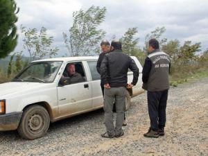 Yalovada Kaçak Avcılara Ceza Yağdı