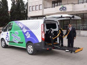 Engelsiz Taksi Yeni Yılda Hizmete Giriyor