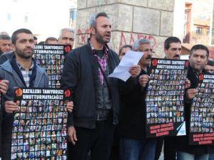 Ankaradaki Patlamada Ölenler Anıldı