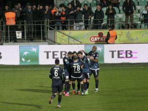 Çaykur Rizespor: 3 - Trabzonspor: 0