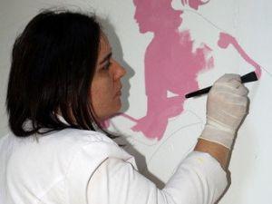 Okullar, Resim ve Figürlerle Renkleniyor