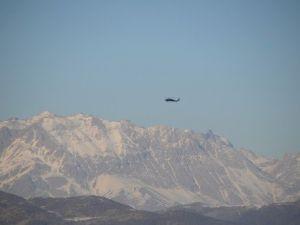 TSKdan Tuncelide PKKya Yönelik Kış Operasyonu