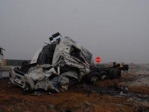 Kırıkkalede İki Ayrı Trafik Kazası: 3 Ölü, 10 Yaralı