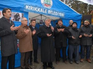 Belediye ve STKdan Bayırbuçak Türkmenleri İçin Kampanya