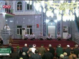 Veysel Karani Camii Doldu Taştı