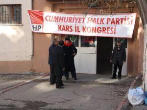 CHPde Aras, İl Başkanı Seçildi