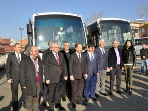 Toplu Ulaşım Araçları Her Gün İlaçlanarak Servise Çıkacak