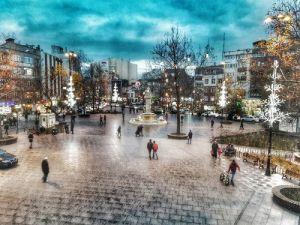 Çorlunun Sokakları Işıl Işıl