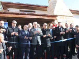 110 Yıllık Cami Restore Edildikten Sonra İbadete Açıldı