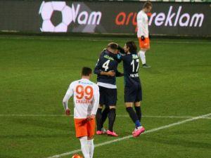 Çaykur Rizespor: 2- Medipol Başakşehir: 1