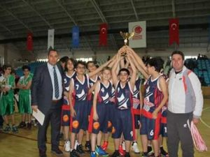 Erzincanı Basketbolda Özel Otlukbeli Koleji Temsil Edecek