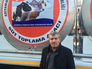 Öztürk: Adıyaman, Süt Üretiminde Kalite Standartları Üzerine Çıktı
