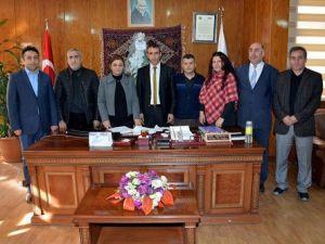 Hakkari Belediyesi ile Tüm-Bel-Sen Arasında Toplu İş Sözleşmesi İmzalandı