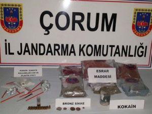 Dinlenme Tesisinde Uyuşturucu Operasyonu