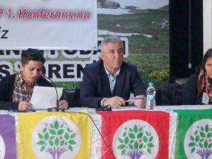 HDPden Demokratik Öz Yönetimle Demokratik Cumhuriyete Konferansı