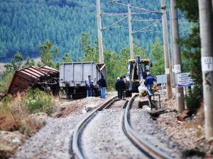 Osmaniyede Tren Kazası