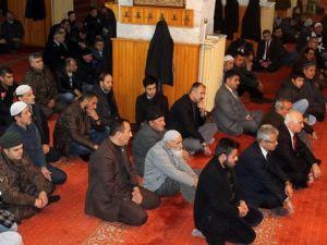 Şehit Polis Nuri Yazanel İçin Mevlid Okutuldu