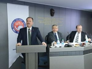Denizli Ticaret Odası Başkanı Özer: Sanayileşme İvmesi Zayıfladı