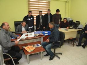 Hakkari Belediyesi, Kar Sebebiyle Kriz Masası Oluşturdu