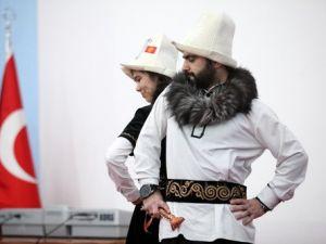 Ağrı İbrahim Çeçen Üniversitesinde Türk Dünyası Kültür Günü Etkinliği
