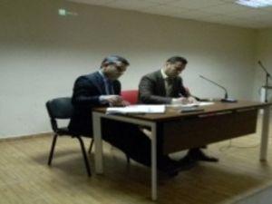 Kahtada Okul Aile Birliği Başkanları İstişare Toplantısı Yapıldı