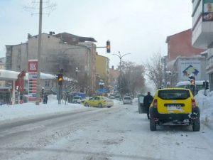 Tatvanda Kar Durdu, Karla Mücadele Başladı