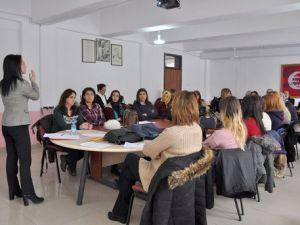 Eğitimcilere Toplumsal Cinsiyet Eşitliği Eğitimi