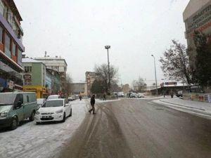 Tuncelide Mevsimin İlk Karı Yağdı: 270 Köy Yolu Kapalı
