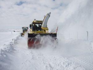 Sivasta Kar Yağışı Ulaşımı Etkiledi